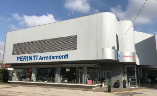 I nostri Negozi a Creazzo e Vicenza - Arredamenti Perinti Antonio srl